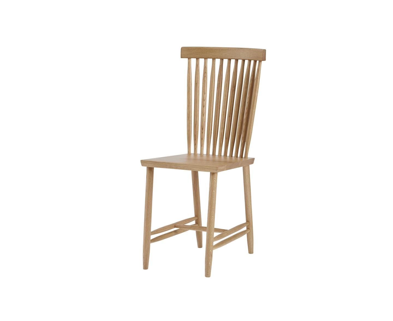 Design House Stockholm Family Chair No. 2 Matstol Ek