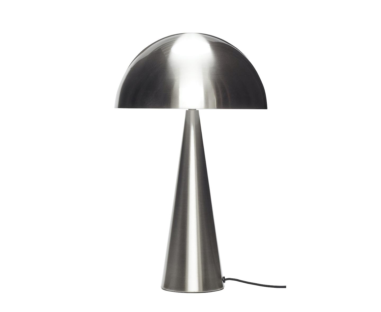 Hübsch Balance Bordslampa Nickel 51cm