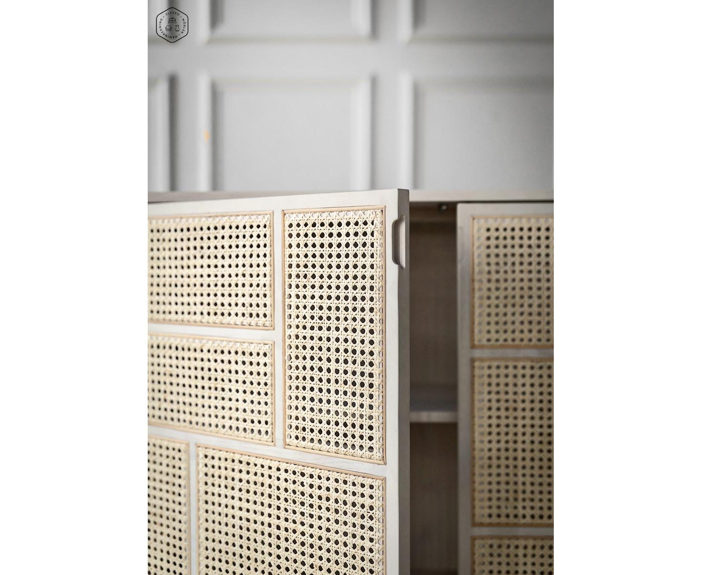 Design House Stockholm Air Sideboard Vit