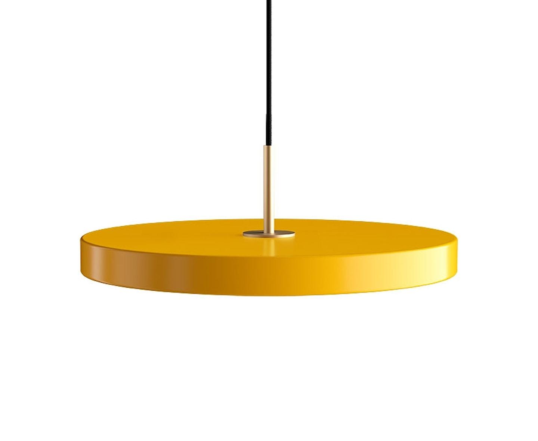 Umage Asteria Taklampa LED Saffran Medium