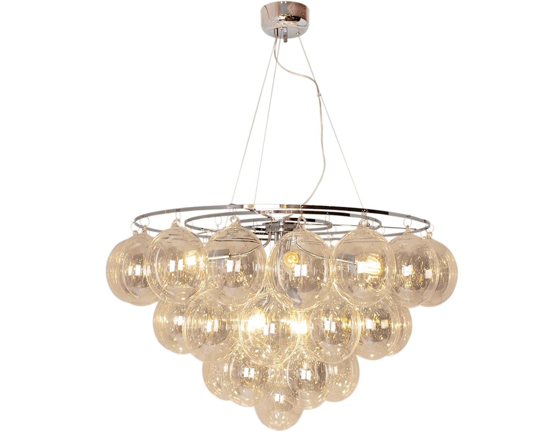 Taklampa av By Rydens. Lampa med runda glaskupor | GROSS