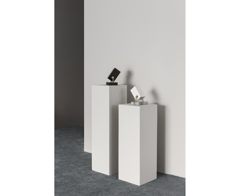 Watt & Veke Box Golv/Bordslampa Vit