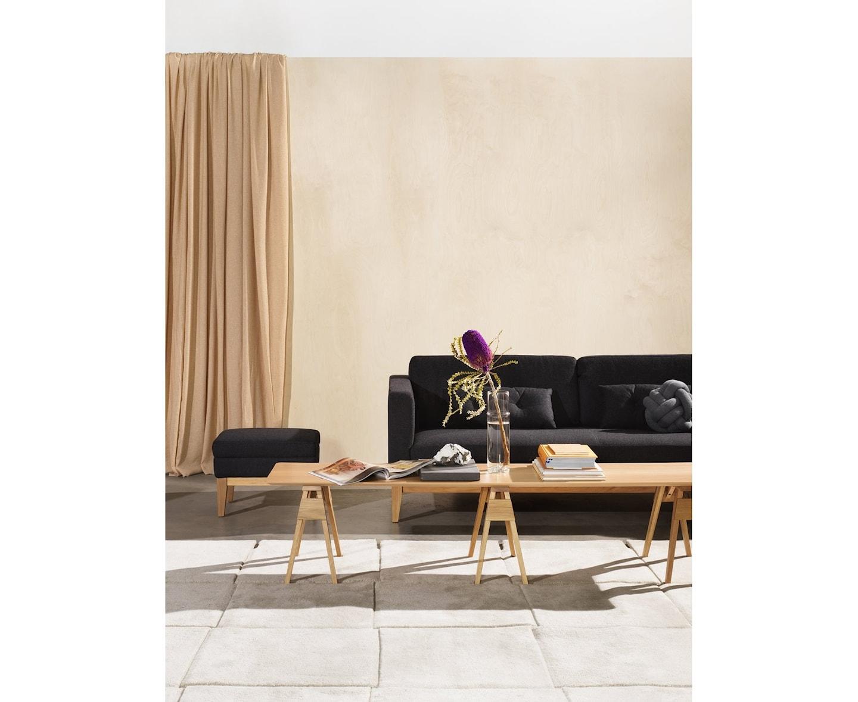 Design House Stockholm Arco Soffbord Svart 180cm