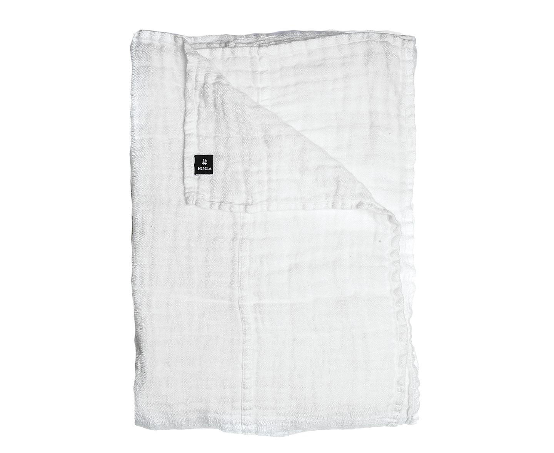 Himla Hannelin Överkast White/White 160x260