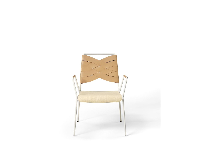 Design House Stockholm Torso Loungestol Ask/Natural