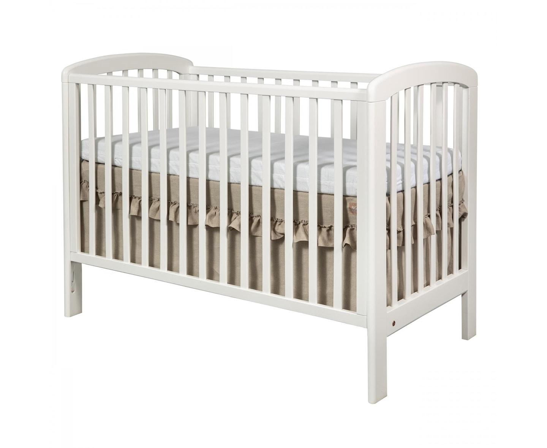 NG Baby Mood Volang Sängkappa Linne Natural