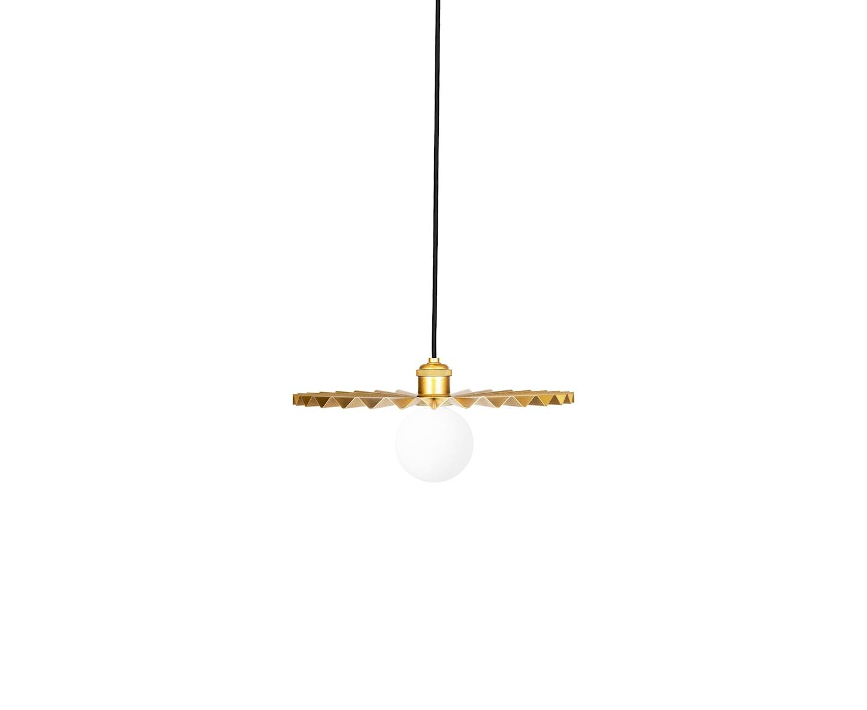 Globen Lighting Omega Taklampa Mässing 35cm
