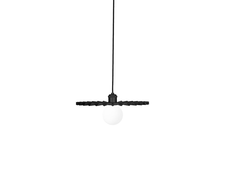 Globen Lighting Omega Taklampa Svart 35cm