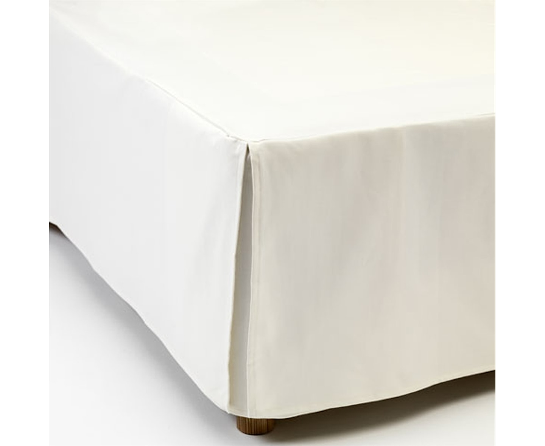 Mille Notti Napoli Sängkappa Offwhite 120x220x42