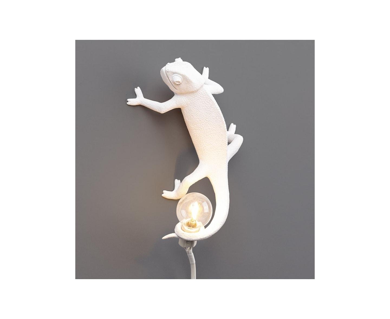 Seletti Chameleon Going Up Vägglampa
