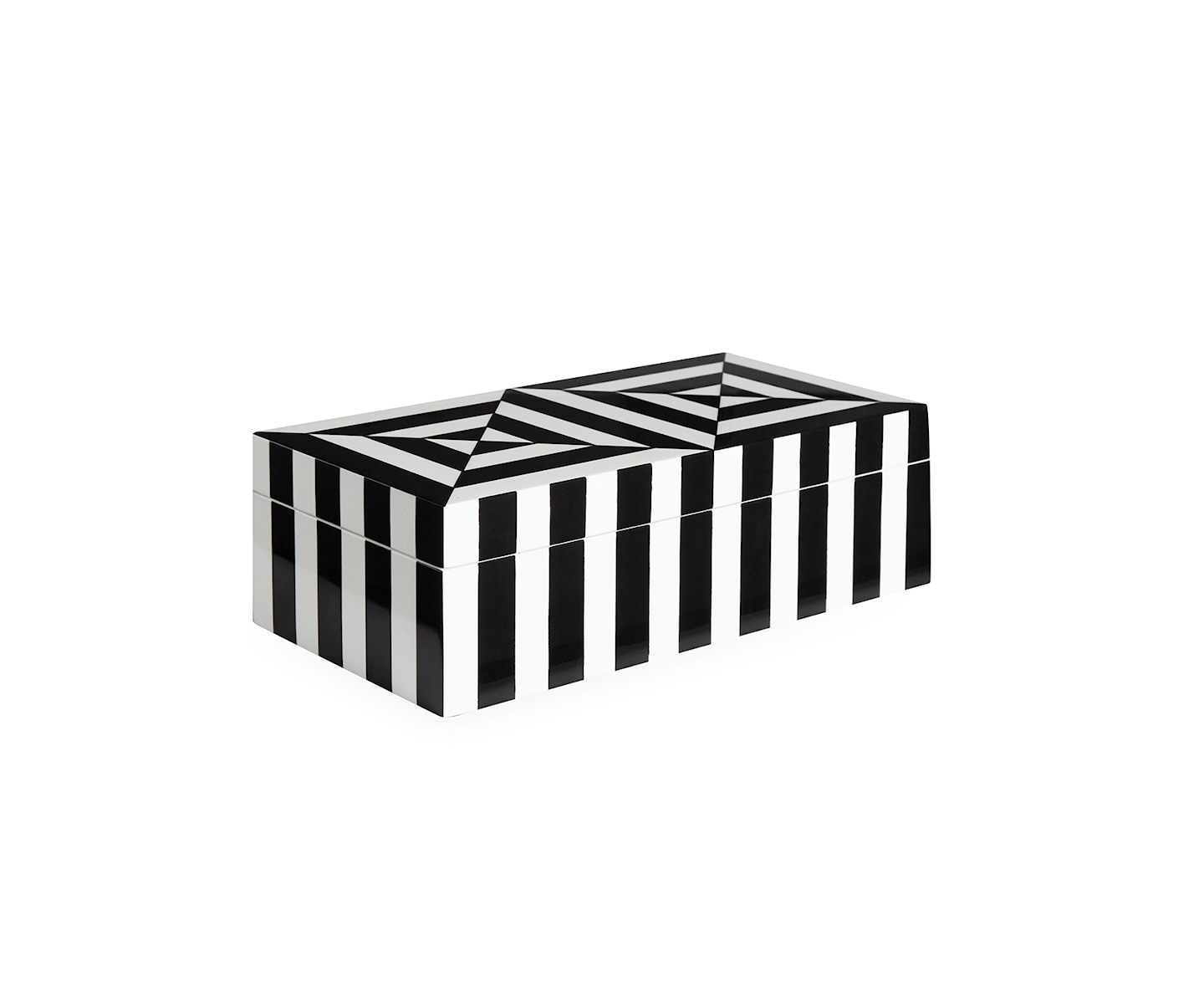 Jonathan Adler Op Art Box Small